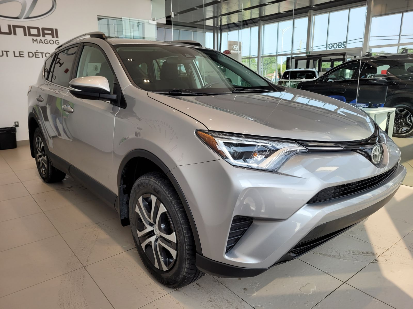 Toyota RAV4 2017 LE