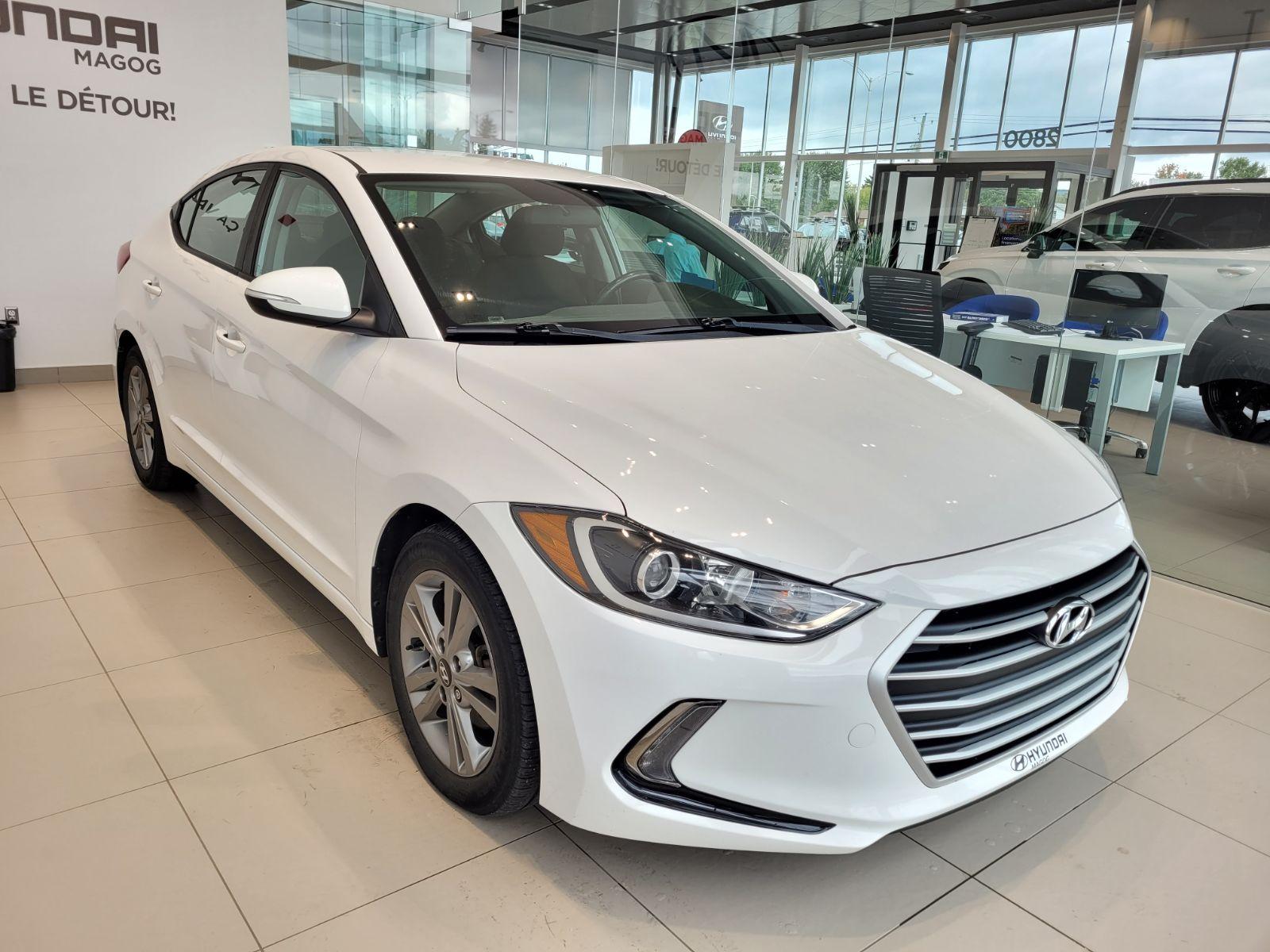 Hyundai Elantra 2018 GL