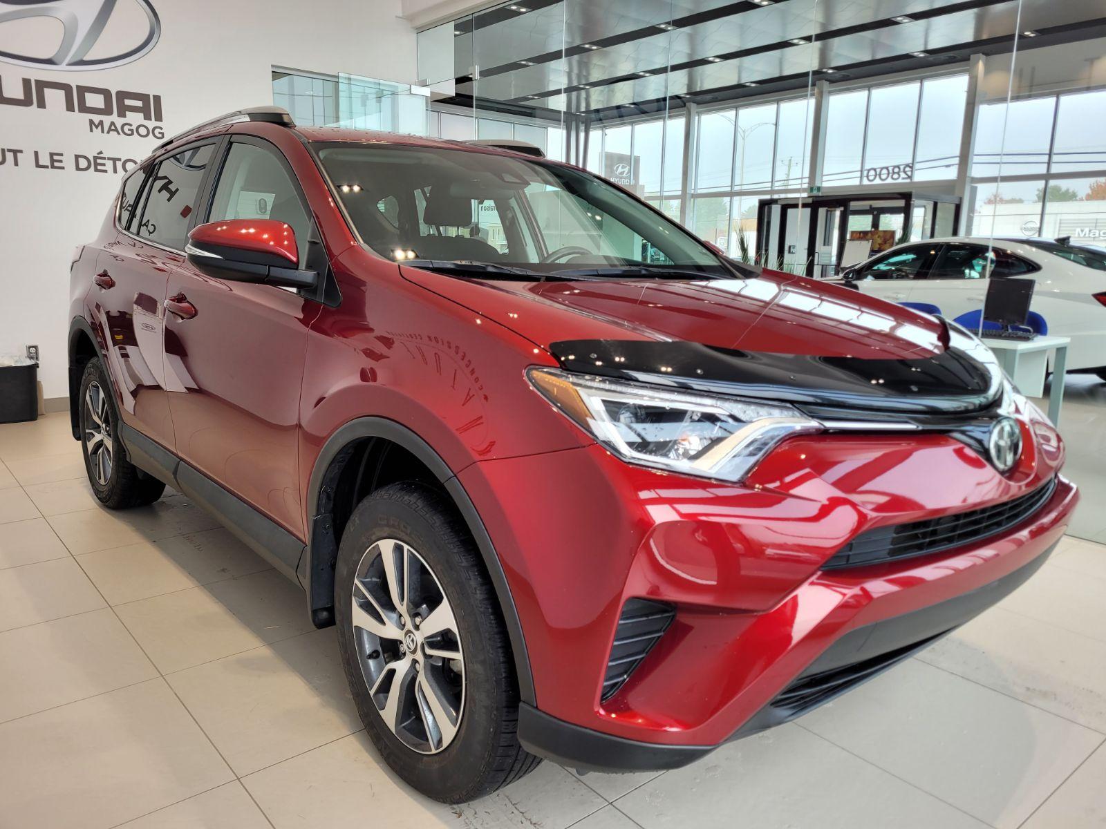 Toyota RAV4 2018 LE
