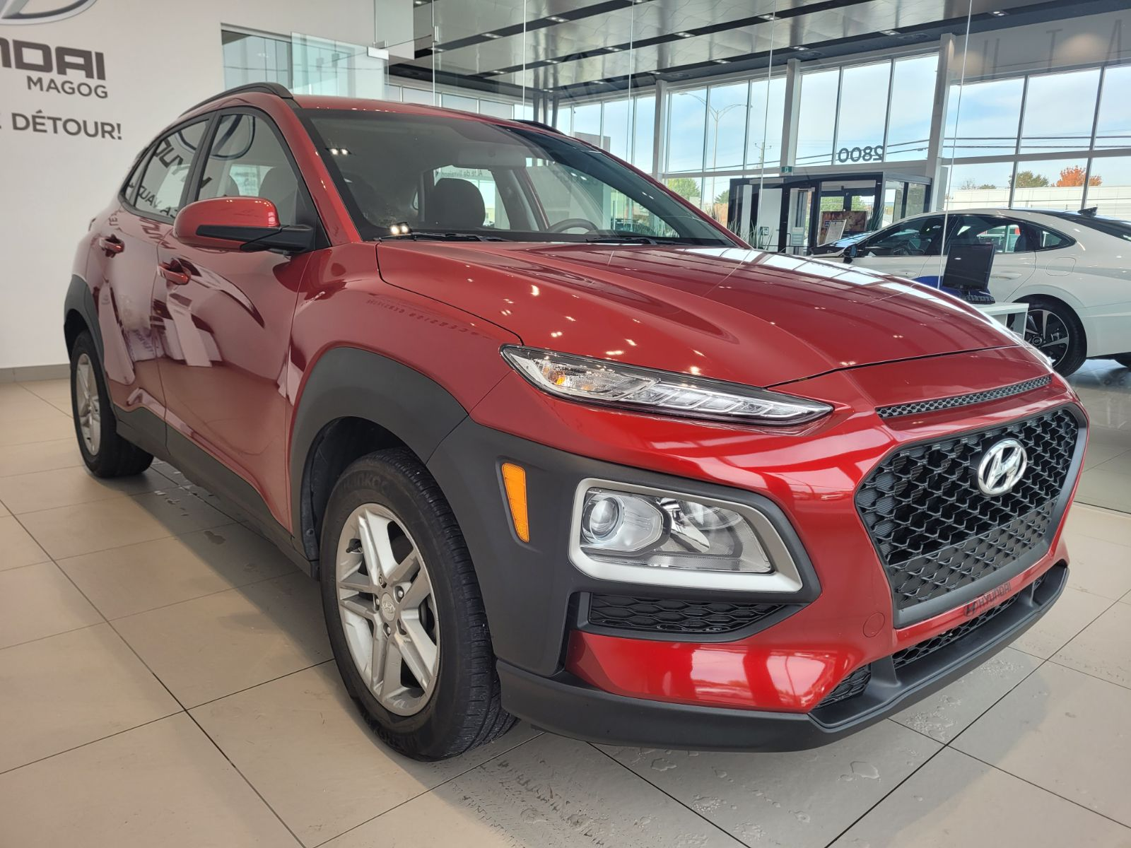 Hyundai Kona 2018 Essential