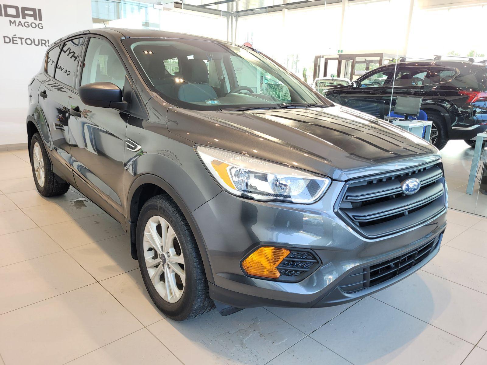 Ford Escape 2017 S