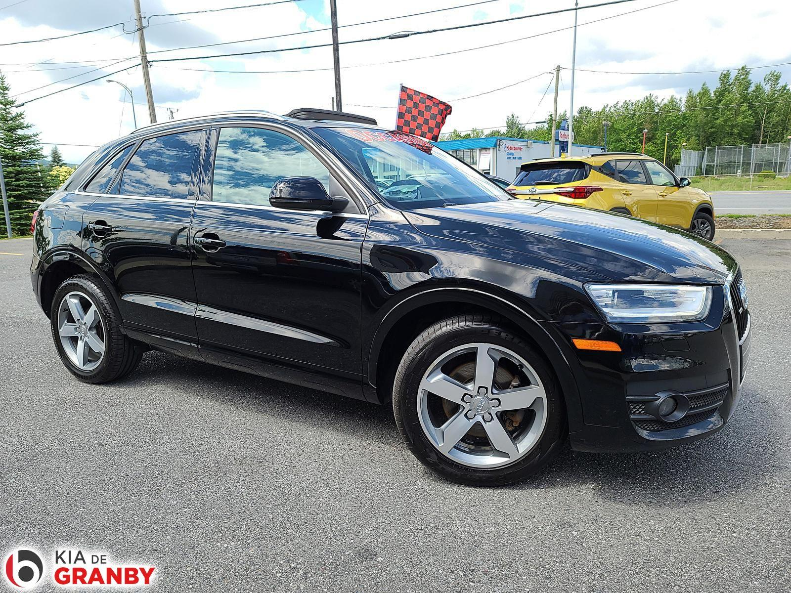 Audi Q3 2015 Progressiv
