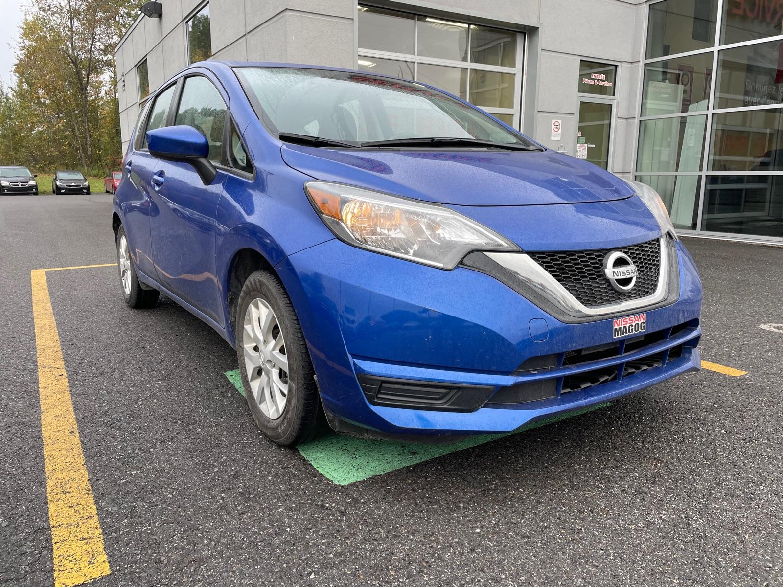 Nissan Versa Note 2017 SV