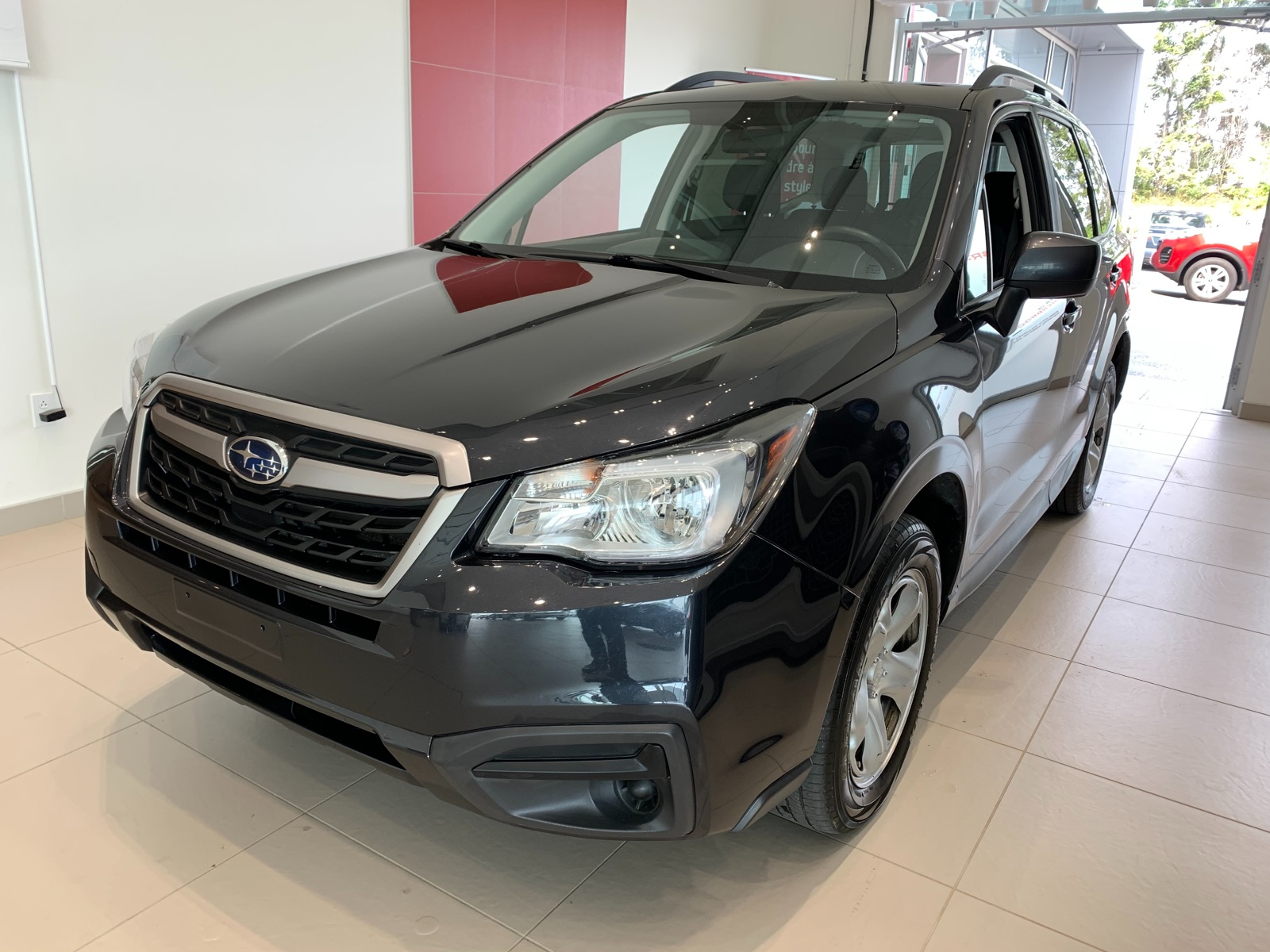 Subaru Forester 2018 2.5i