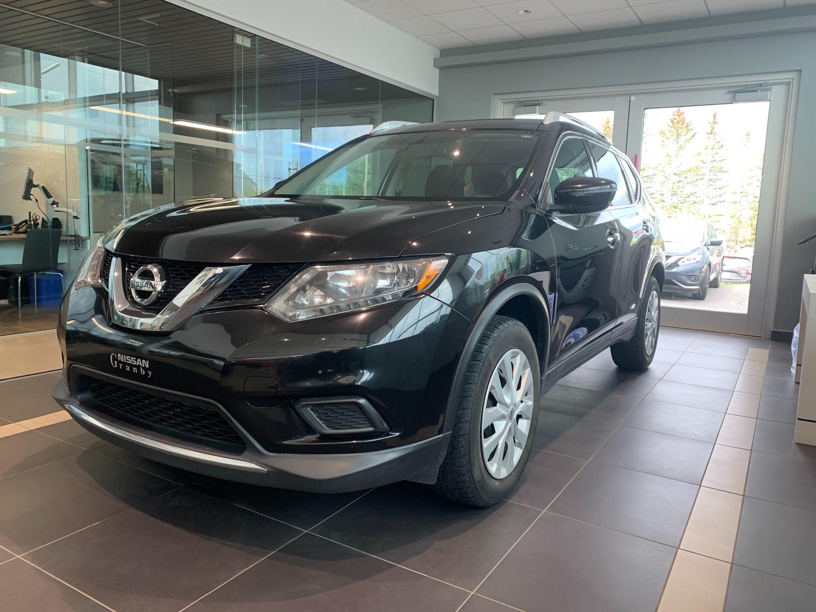 Nissan Rogue 2016 S