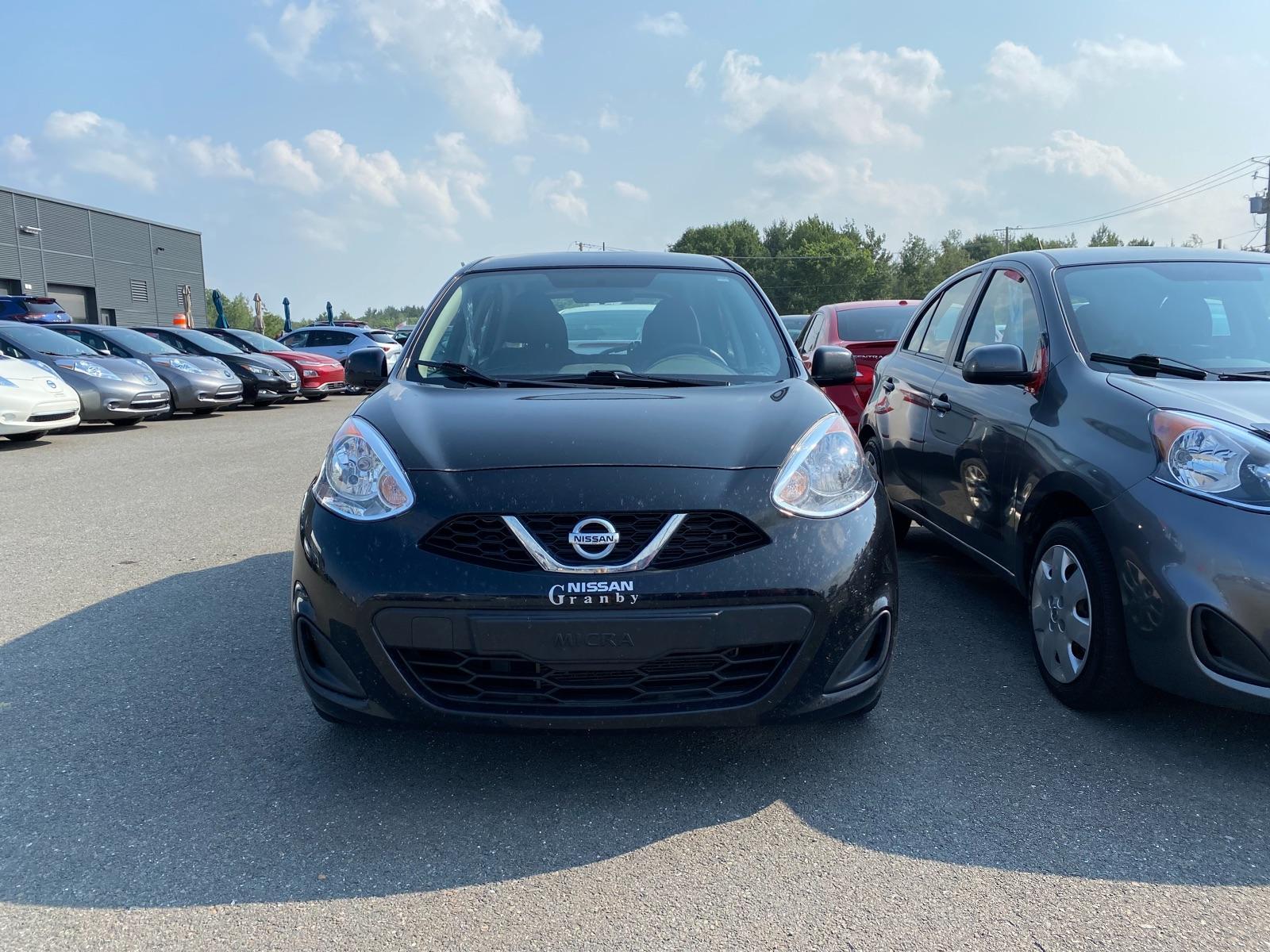 Nissan Micra 2018 SV