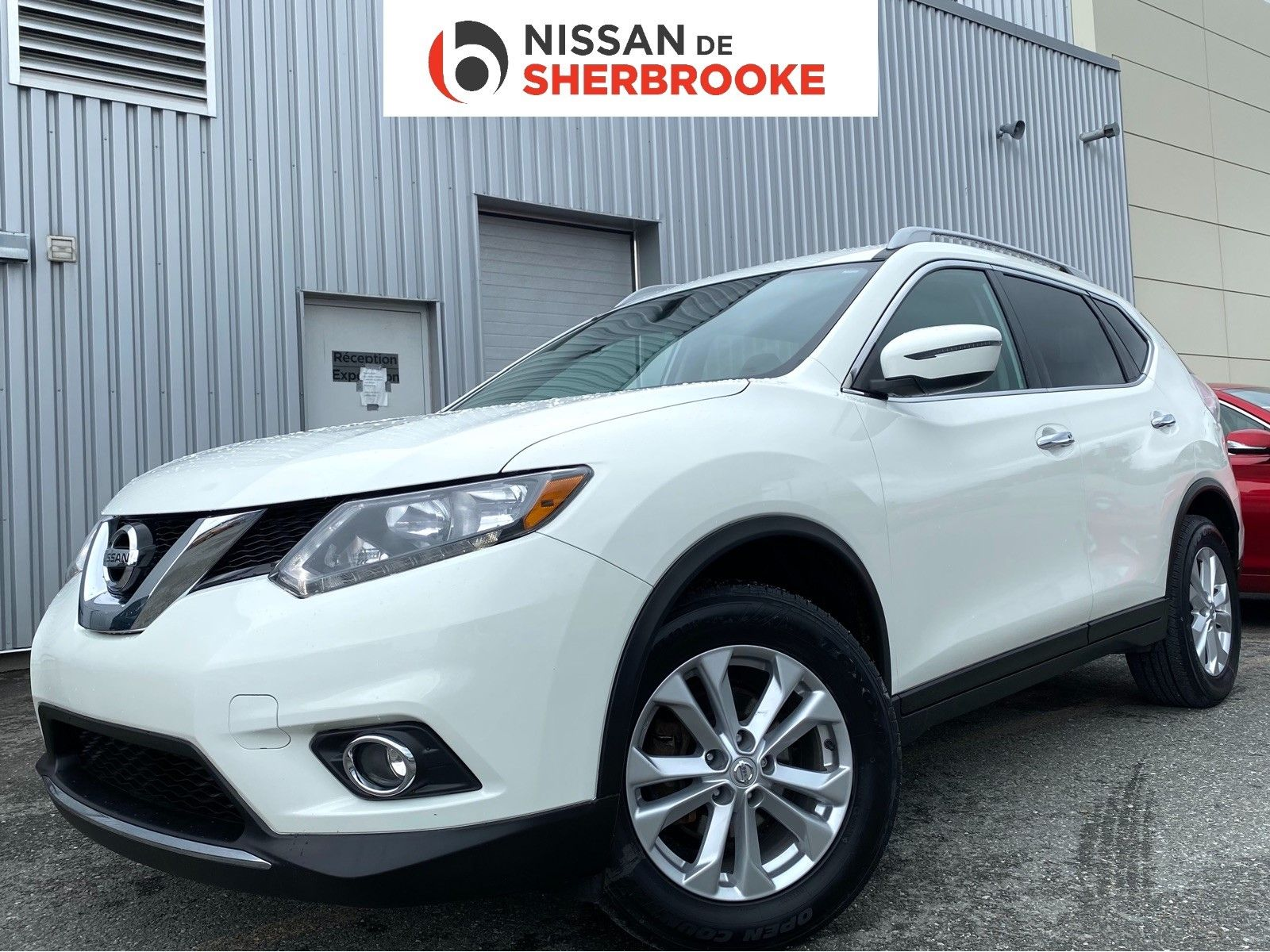 Nissan Rogue 2016 SV Special Edition