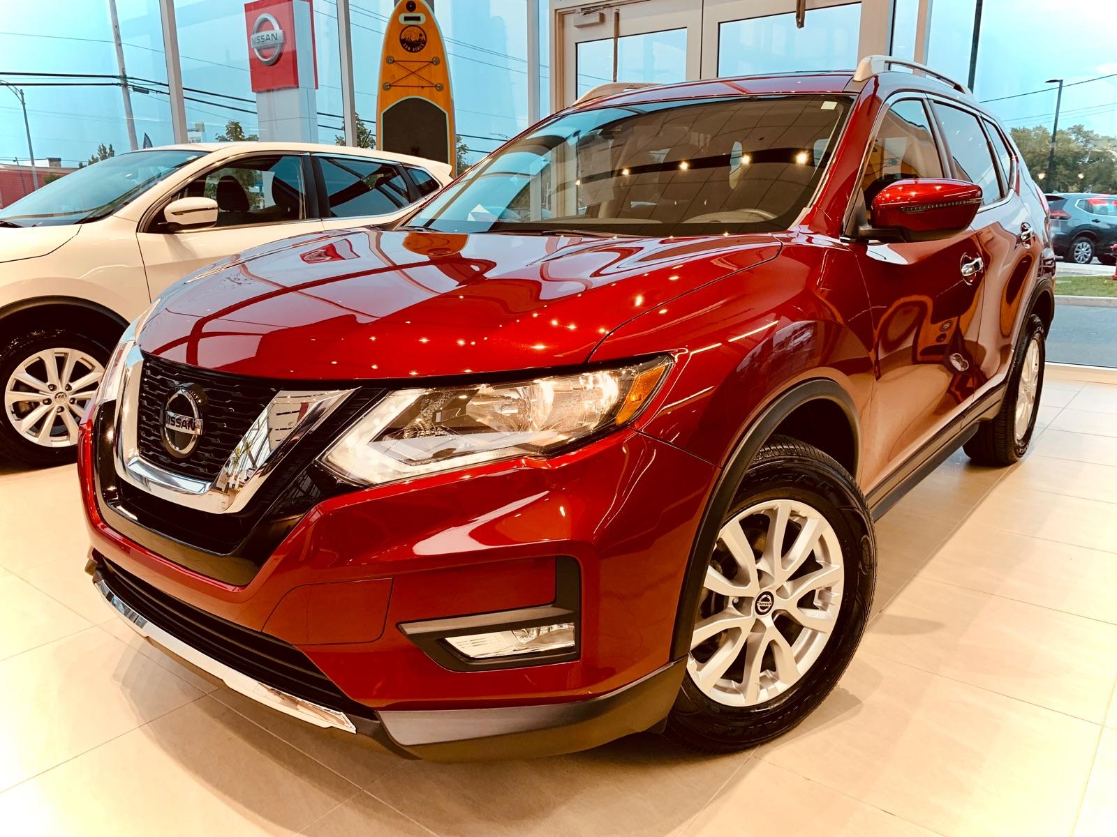 Nissan Rogue 2020 SV