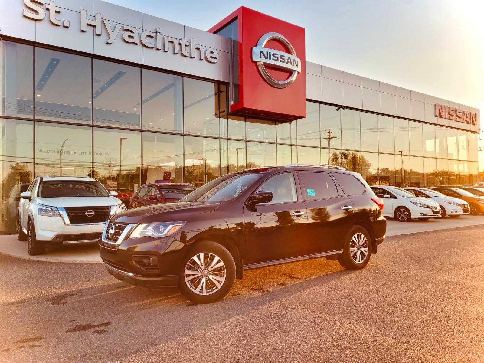 Nissan Pathfinder 2020 SL Premium