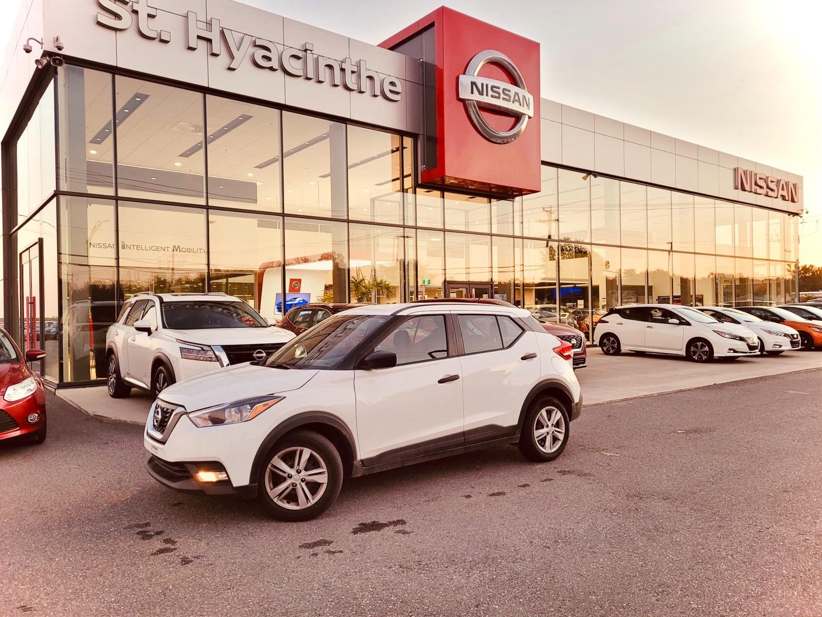 Nissan Kicks 2018 S