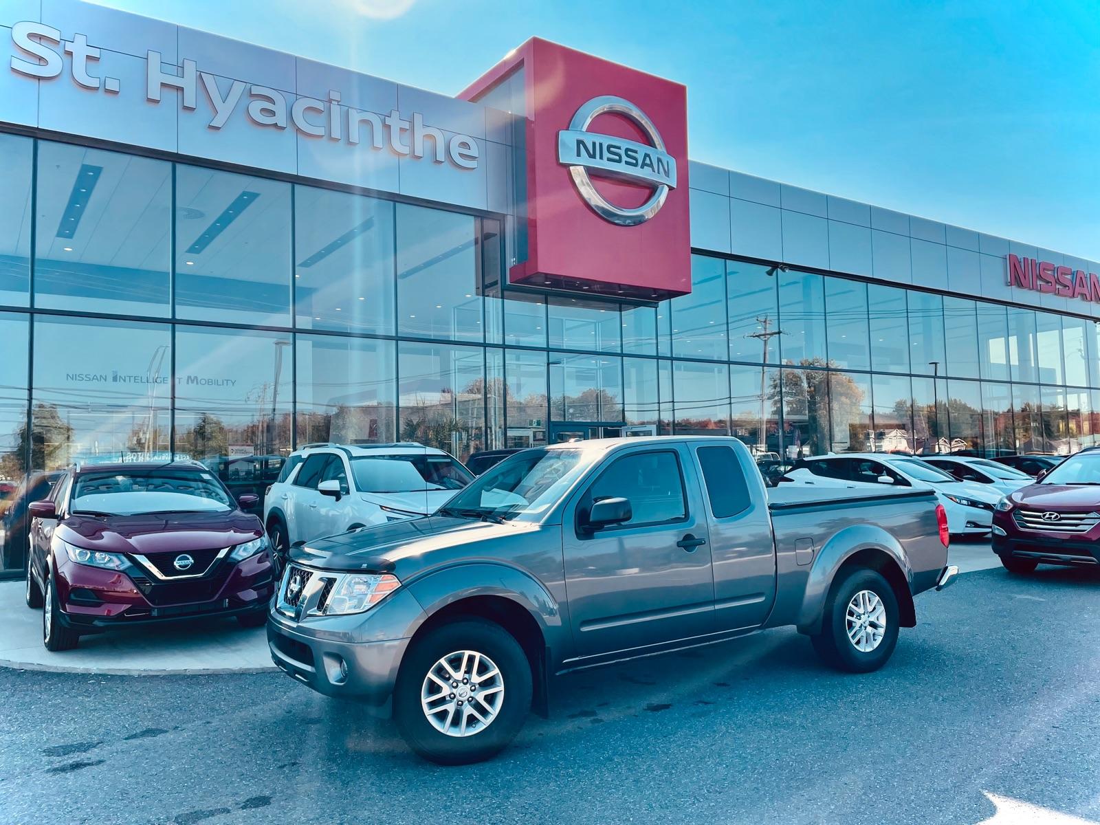 Nissan Frontier 2016 SV