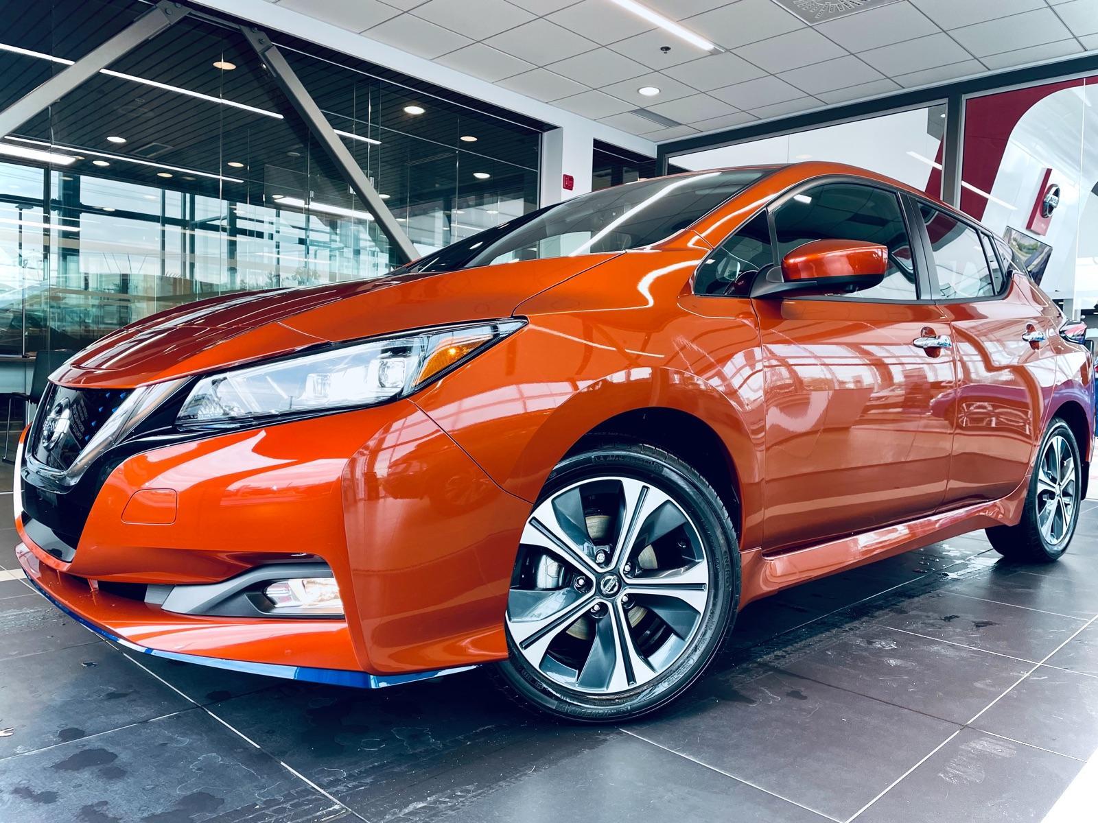 Nissan LEAF 2021 Plus SV