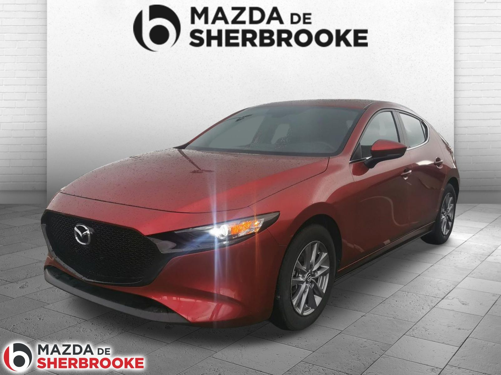 Mazda Mazda3 2021 Sport GX