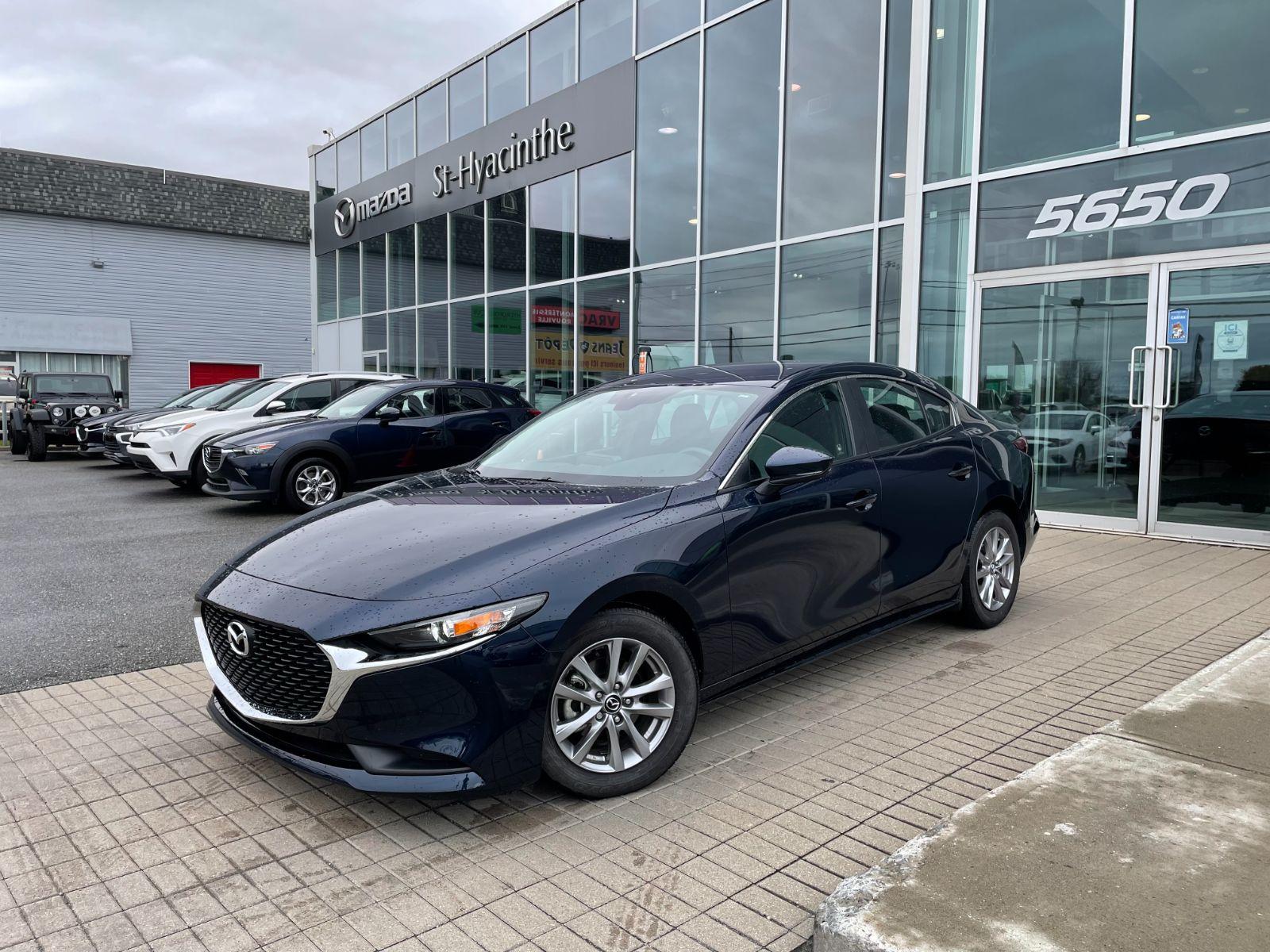 Mazda Mazda3 2019 GX