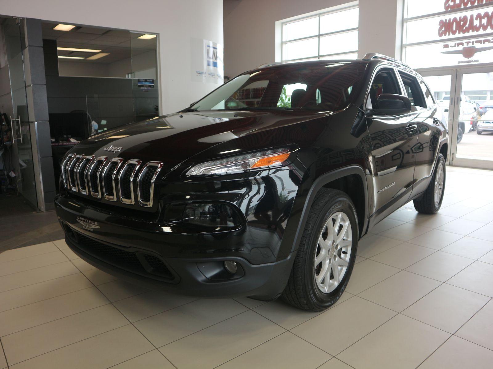 Jeep Cherokee 2018 North
