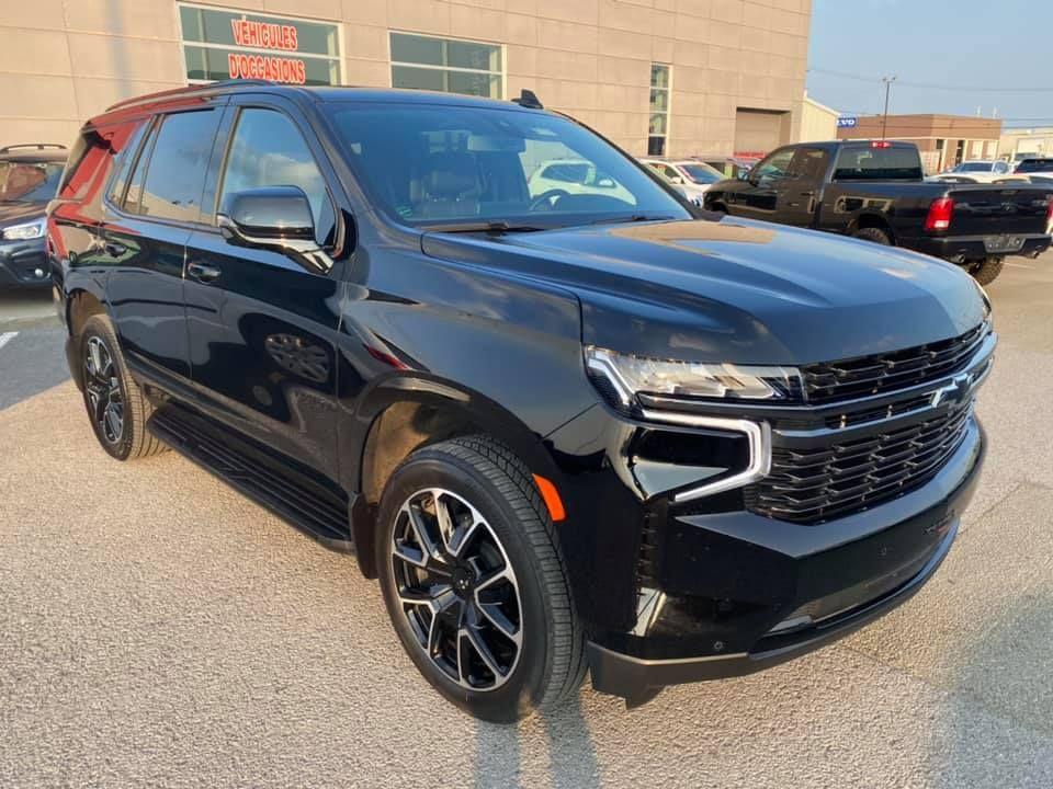 Chevrolet Tahoe 2021 1500 LS