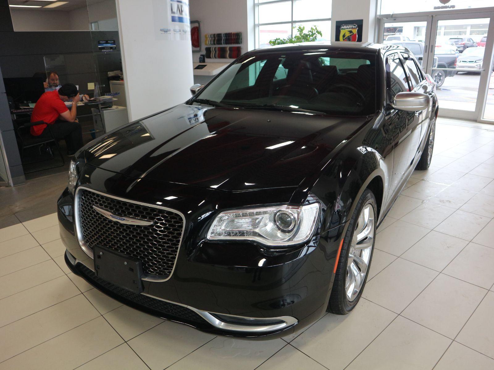 Chrysler 300 2015 Platinum